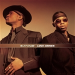 Ruff Endz - Love Crimes CD Cover Art