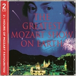Greatest Mozart Show On Earth - World's Greatest Mozart Album CD Cover Art