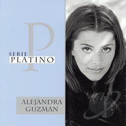 Guzman, Alejandra - Serie Platino: 20 Exitos CD Cover Art