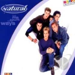Natural - Let Me Count The Ways DS Cover Art
