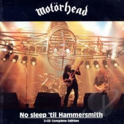 Motorhead - No Sleep 'Til Hammersmith CD Cover Art