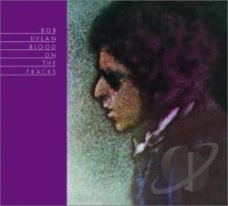 Dylan, Bob - Blood on the Tracks CD Cover Art
