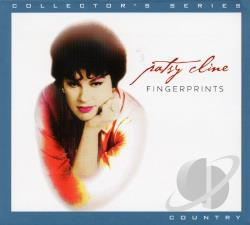 Cline, Patsy - Fingerprints CD Cover Art