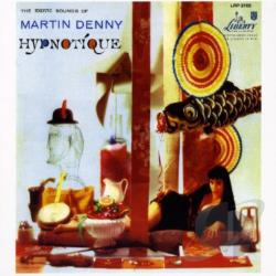 Denny, Martin - Hypnotique CD Cover Art