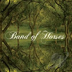 Band Of Horses - Everything All the Time CD Cover Art