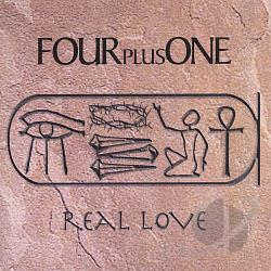 Fourplusone - Real Love CD Cover Art