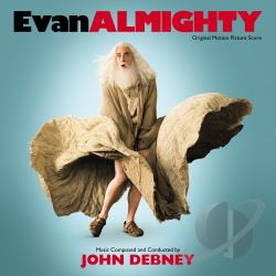 Almighty, Evan - Evan Almighty: Original Motion Picture Soundtrack CD Cover Art