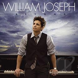 Joseph, William - Beyond CD Cover Art