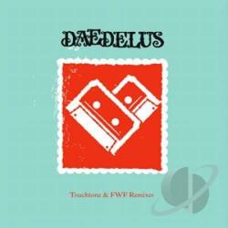 Daedelus - Touchstone LP Cover Art