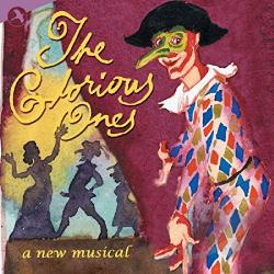 Original Cast Recording - Glorious Ones CD Cover Art