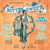 Laye / Lee / Marnac / Wood - Selections from Bitter Sweet CD Cover Art