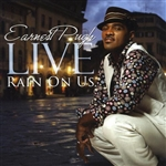 Pugh, Earnest - Live: Rain on Us CD Cover Art
