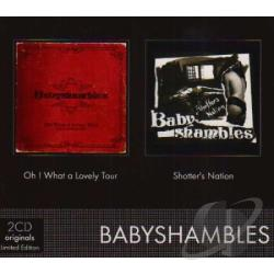 Babyshambles - Shotter's Nation CD Cover Art