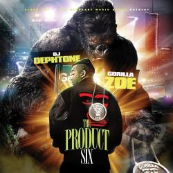 Gorilla Zoe - Product Six CD Cover Art