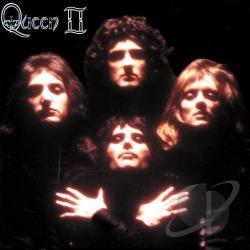 Queen - Queen II CD Cover Art
