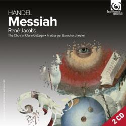 Avemo, Kerstin - Handel: Messiah CD Cover Art