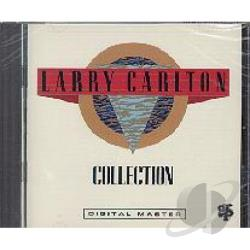 Carlton, Larry - Collection CD Cover Art
