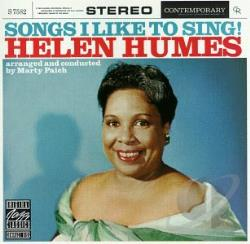 Humes, Helen - Songs I Like to Sing! CD Cover Art