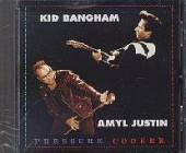Kid Bangham - Pressure Cooker CD Cover Art