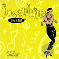 Baker, Josephine - Cocktail Hour CD Cover Art