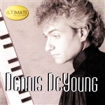Deyoung, Dennis - Ultimate Collection CD Cover Art