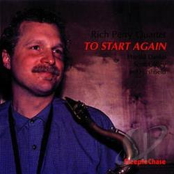 Perry, Rich - To Start Again CD Cover Art
