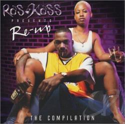 Kass, Ras  - Re-Up: The Compilation CD Cover Art