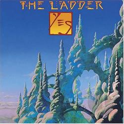 Yes - Ladder CD Cover Art