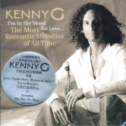 G, Kenny - I'm in the Mood for Love: The Most Romantic Melodies of All Time CD Cover Art