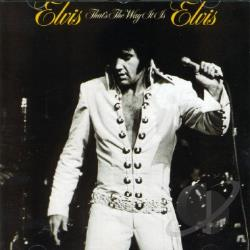 Presley, Elvis - That's the Way It Is CD Cover Art