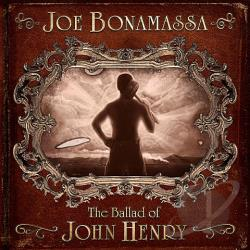 Bonamassa, Joe - Ballad of John Henry CD Cover Art