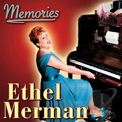 Merman, Ethel - Memories CD Cover Art