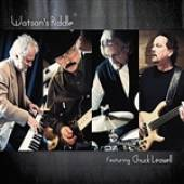 Watson's Riddle - Watson's Riddle Featuring Chuck Leavell DB Cover Art