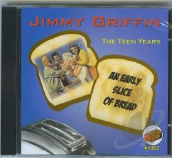 Griffin, James - Early Slice of Bread CD Cover Art