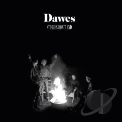 Dawes - Stories Don't End CD Cover Art