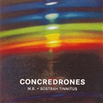 Mb / Sostrah Tinnitus - Concredrones CD Cover Art