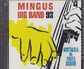 Mingus Big Band - Nostalgia in Times Square CD Cover Art