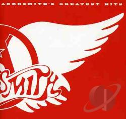 Aerosmith - Aerosmith's Greatest Hits CD Cover Art
