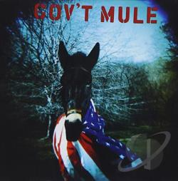 Gov't Mule - Gov't Mule CD Cover Art