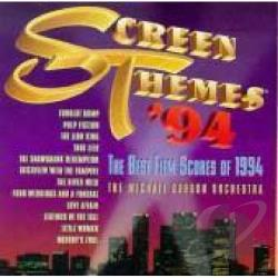Michael Garson Orchestra - Screen Themes '94 CD Cover Art