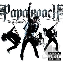 Papa Roach - Metamorphosis CD Cover Art
