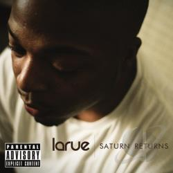 LaRue - Saturn Returns CD Cover Art