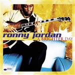 Jordan, Ronny - Brighter Day DB Cover Art