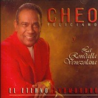 Feliciano, Cheo - El Eterno Enamorado CD Cover Art