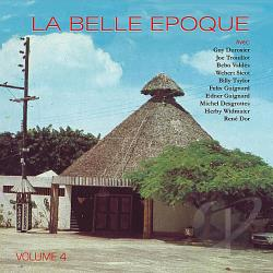 La Belle Epoque - Volume 4 CD Cover Art