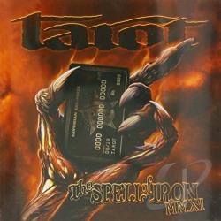 Tarot - Spell Of Iron MMXI CD Cover Art