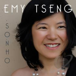 Emy Tseng - Sonho CD Cover Art