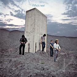Who - Who's Next CD Cover Art