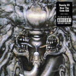 Danzig - Danzig III: How the Gods Kill CD Cover Art