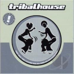 Tribal House, Vol. 2 CD Cover Art